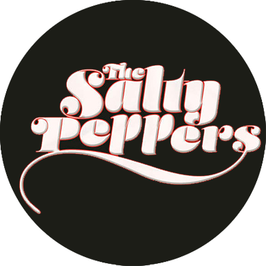 The Funky Soul story -logo The Salty Peppers