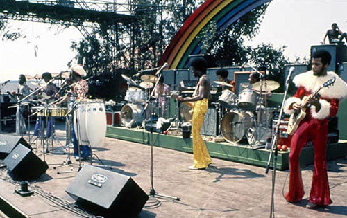 the Funky Soul story - Earth, Wind And Fire live 02