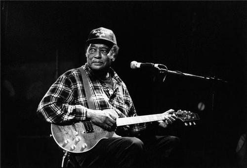 the Funky Soul story - R.L. Burnside 07