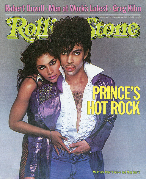 the Funky Soul story - Prince & Denise Matthews on Rolling Stone