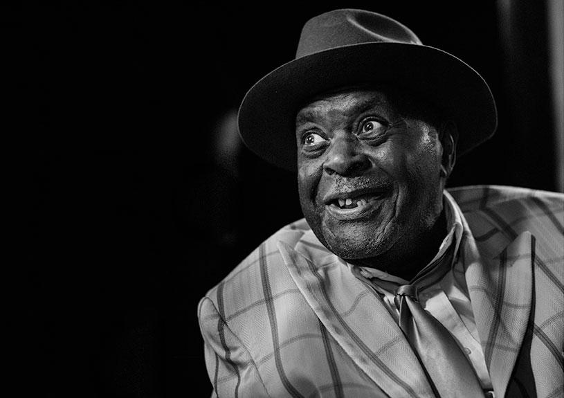 the Funky Soul story - Cedell Davis 01