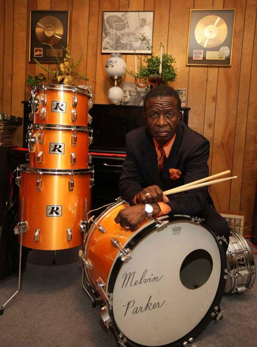 the Funky Soul story - Melvin Parker