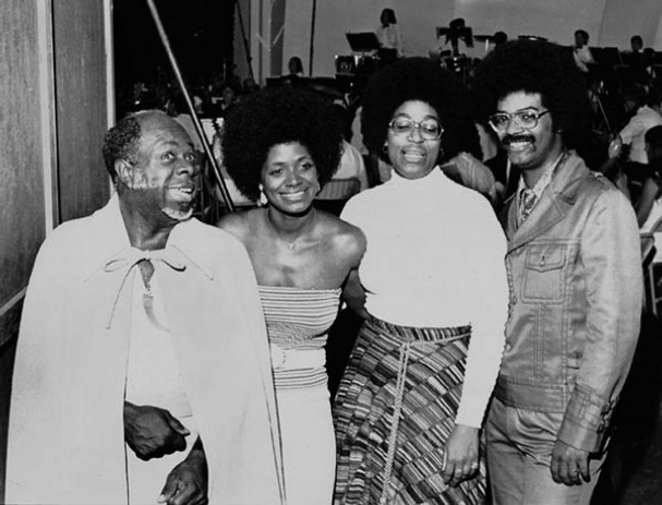 the Funky Soul story - Rufus, Carla, Vanesse and Marvell Thomas