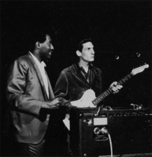 the Funky Soul story - Otis Redding et Steve Cropper
