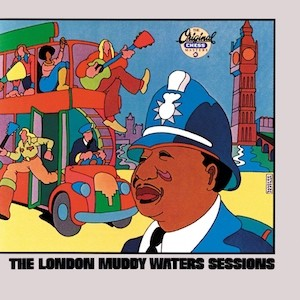 the Funky Soul story - LP The London Sessions (1972)
