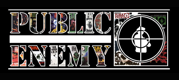 the Funky Soul story - Logo Public Enemy 02