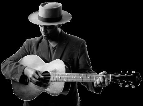 the Funky Soul story - Eric Bibb 01