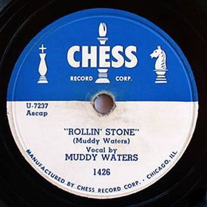 the Funky Soul story - Muddy Waters - Roliin' Stone (1948)