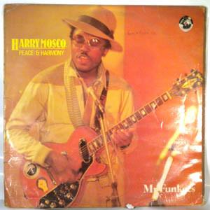 Harry Mosco - 1979 / Peace & Harmony