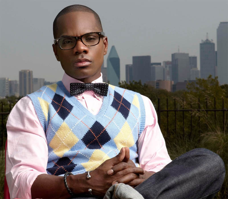 the Funky Soul story - Kirk Franklin 01
