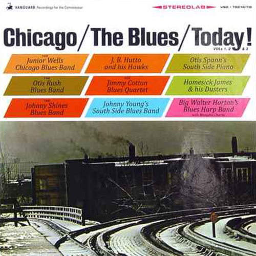 the Funky Soul story - Chicago / The Blues / Today !
