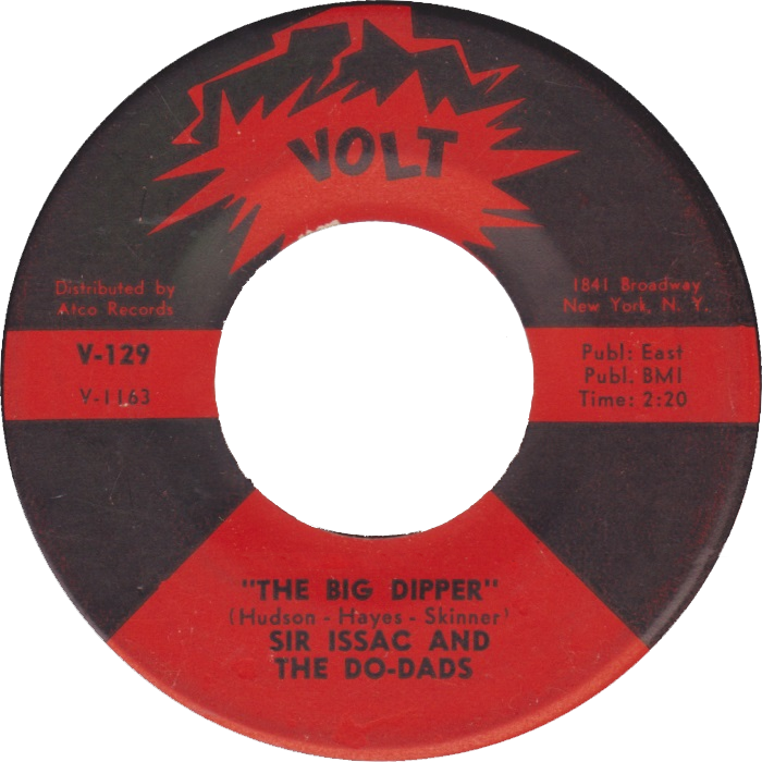 the Funky Soul story - Sir Isaac and the Do-Dads - The Big Dipper