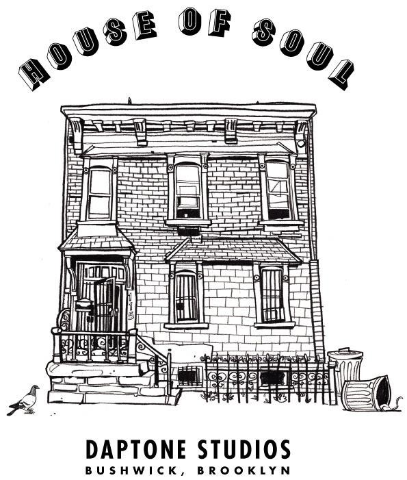 the Funky Soul story - Daptone studios, Brooklyn