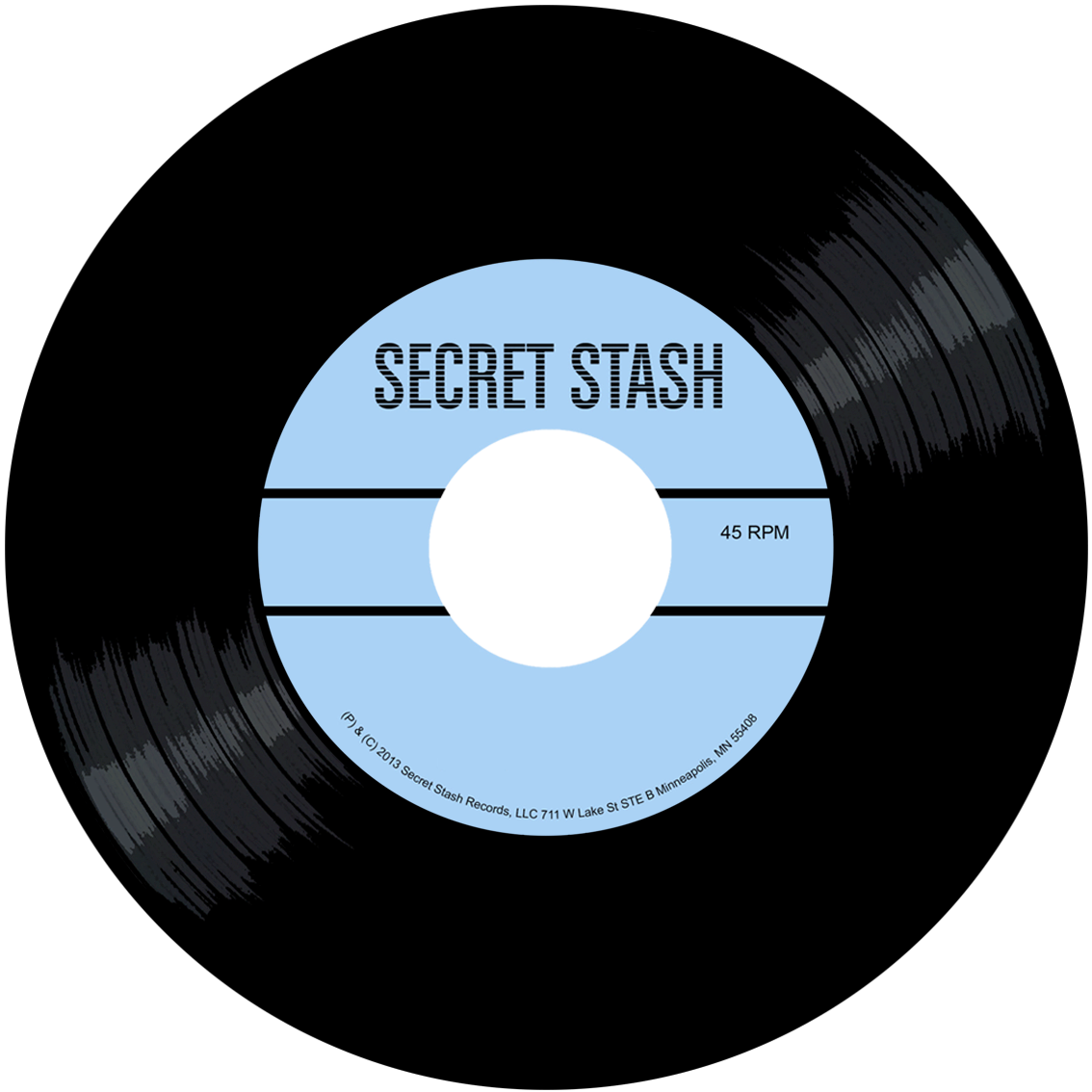 Secret Stash records
