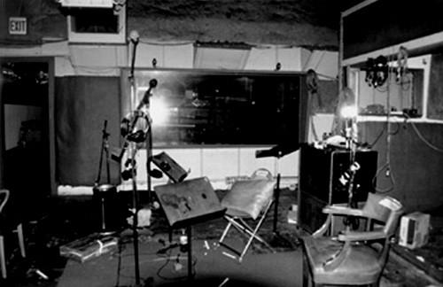 the Funky Soul story - Le studio Royal (inside)