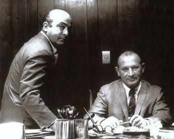 the Funky Soul story - Les frères Phil et Leonard Chess