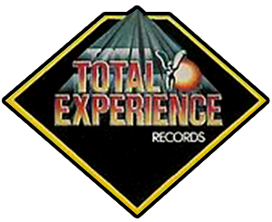 the Funky Soul story - The Gap Band - logo Total Experience Records