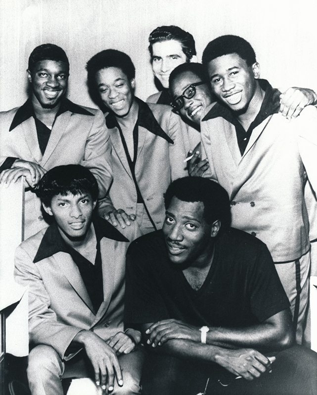 the Funky Soul story - Otis Redding et les Bar-Kays
