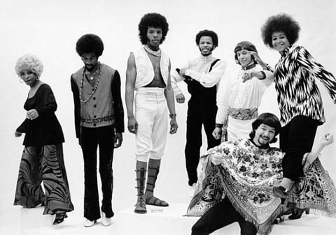 the Funky Soul story - Sly & The Family Stone 01