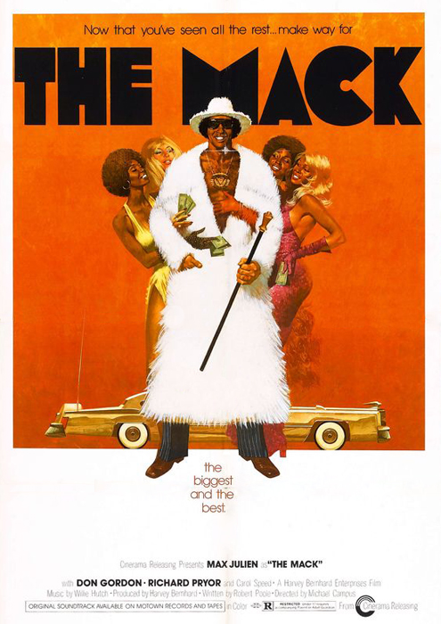 the Funky Soul story - affiche du film The Mack