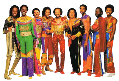 the Funky Soul story - Earth, Wind & Fire 03