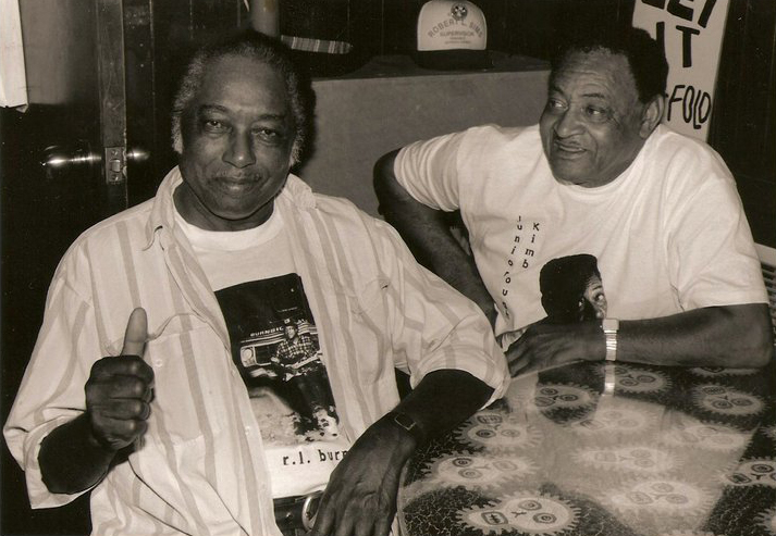the Funky Soul story - R.L. Burnside and Junior Kimbrough