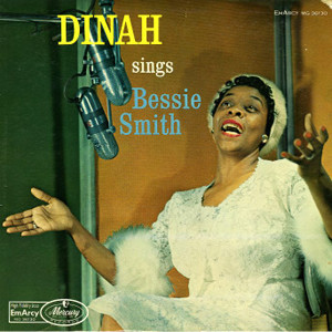 the Funky Soul story - Dinah Washington - LP Dinah Sings Bessie Smith (1958)