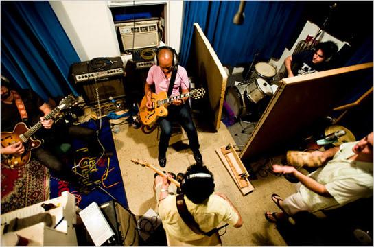 the Funky Soul story - In Daptone Studio 06
