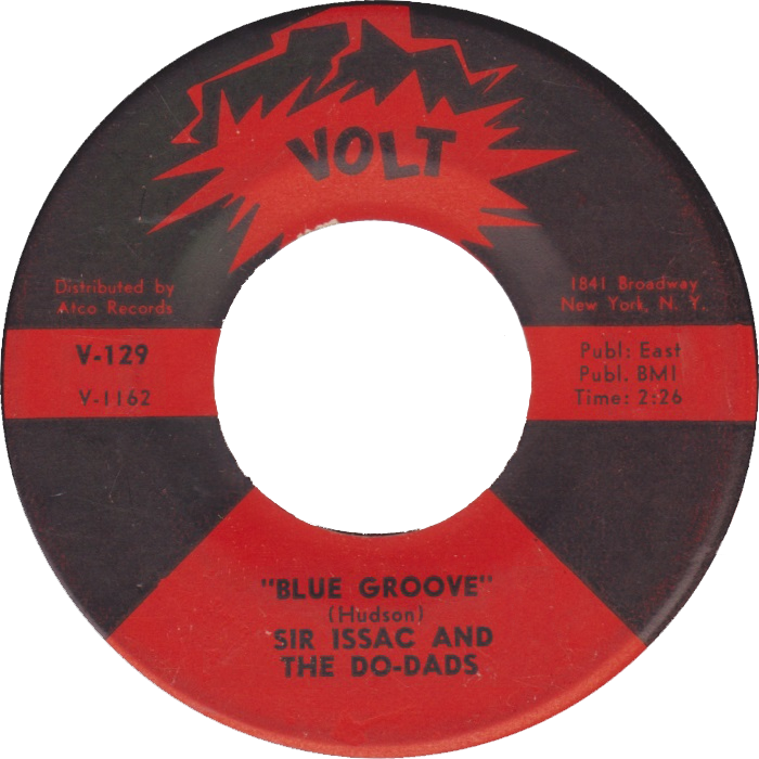 the Funky Soul story - Sir Isaac and the Do-Dads - Blue Groove