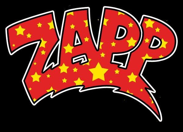 the Funky Soul story - logo Zapp