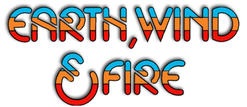 the Funky Soul story - logo Earth, Wind & Fire 01