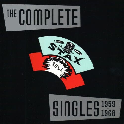 the Funky Soul story - The Complete Stax Singles (1959 - 1968)