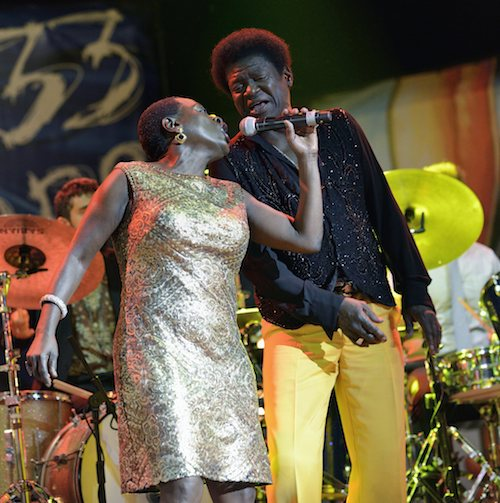 the Funky Soul story - Sharon Jones et Charles Bradley