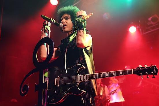the Funky Soul story - Prince 11