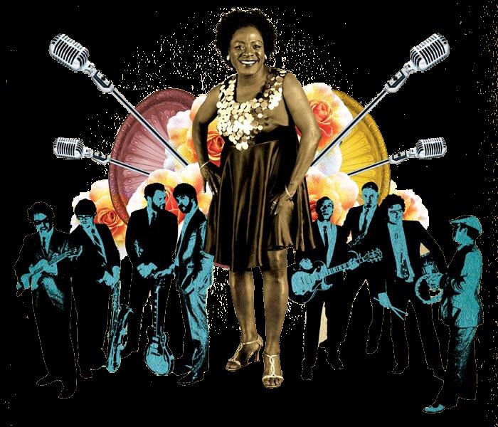 the Funky Soul story - Sharon Jones & The Dap-Kings 02