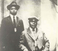 the Funky Soul story - Louis and King Oliver