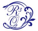 R3O2酸素カプセルホテルヒラリーズ店のロゴ♪