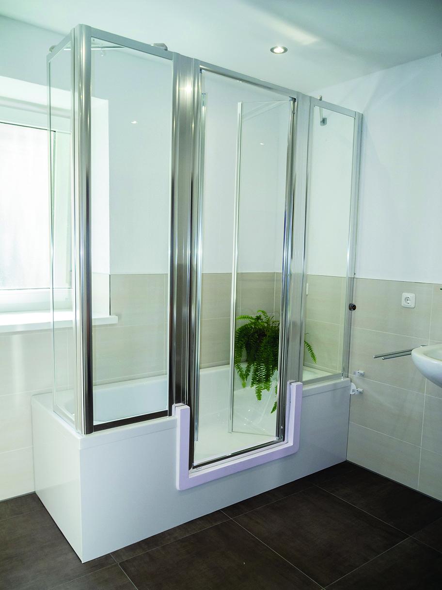 produkte sanitär badsanierung duschwanne - bad teilsanierung mit, Badezimmer ideen
