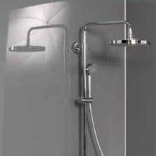 Fugenlose Wandverkleidung - Bad Teilsanierung mit System.