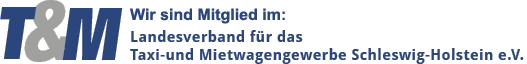 Citytaxi Schleswig - Taxi Götz - Mietglied im Landesverband