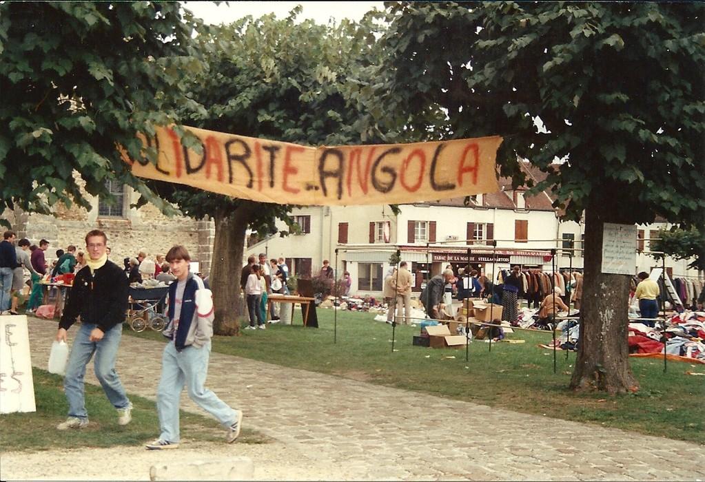 """""""Solidarité Angola"""""""