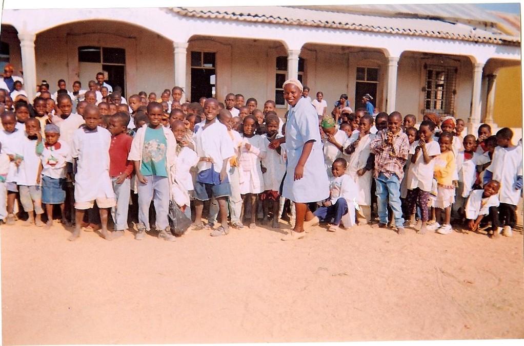 dans une école primaire