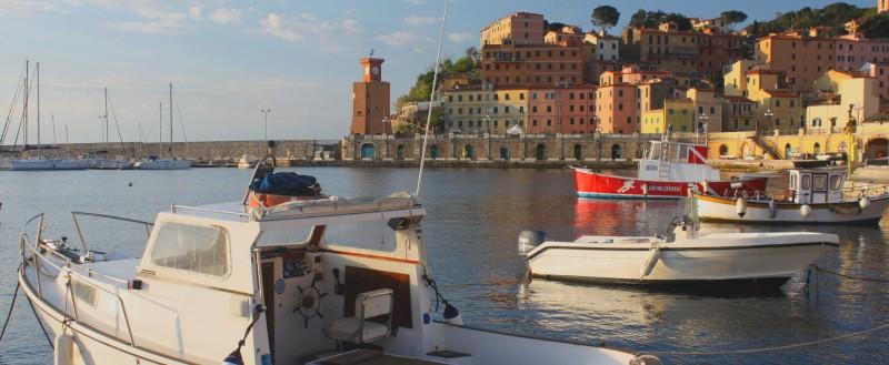 Ile d'Elbe en famille et fourgon aménagé : la douceur de vivre Toscane (Italie) 43