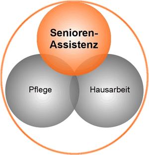 Aufgabenfelder der privaten Seniorenbetreuung