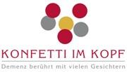 Logo Kofetti um Kopf