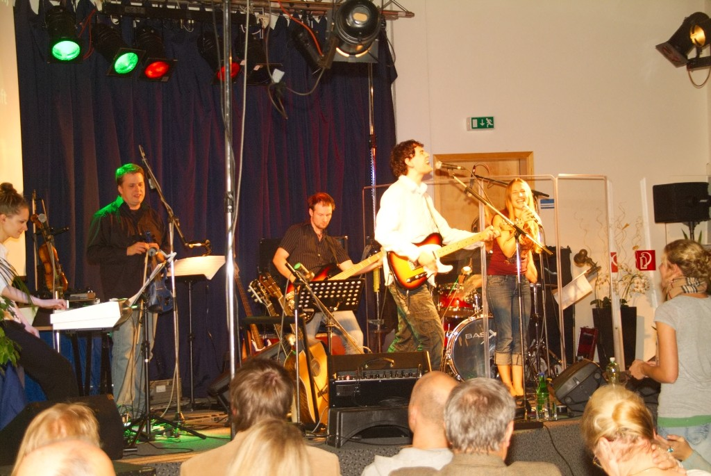 Egles Band in Bad Kreuznach