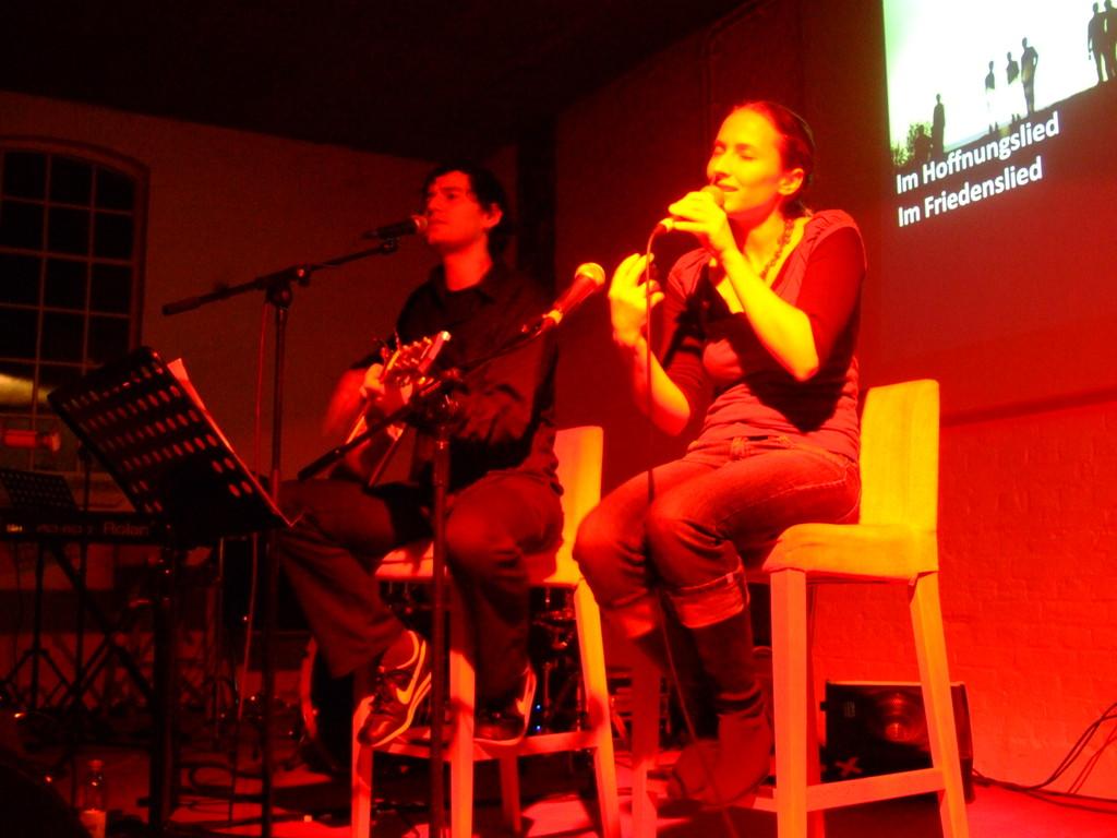 Marc&Silvi Live in Eutin