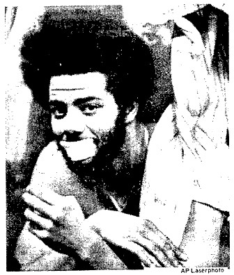 Bake McBride shows his displeasure with the media afte Game 2.