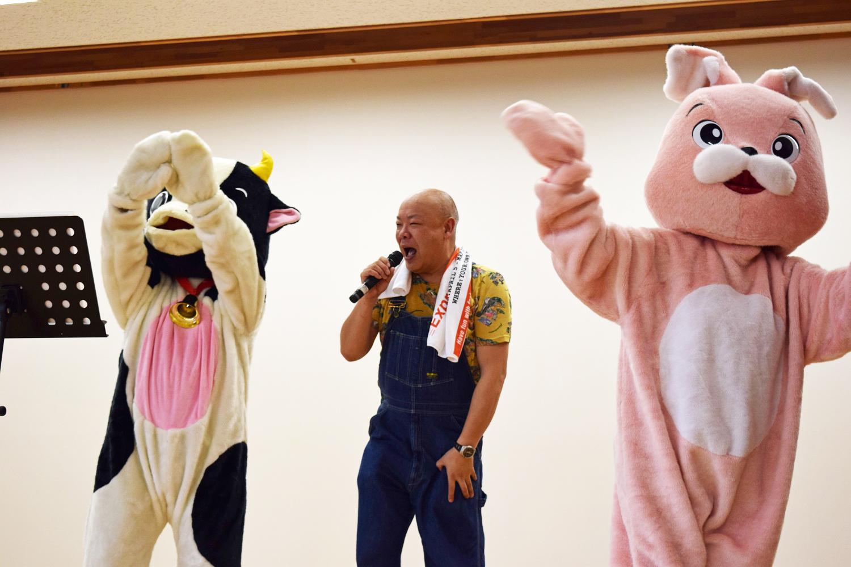 公演の様子(愛知県東海市③)