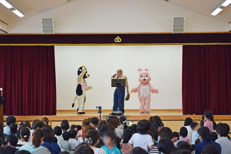 公演の様子(愛知県東海市②)